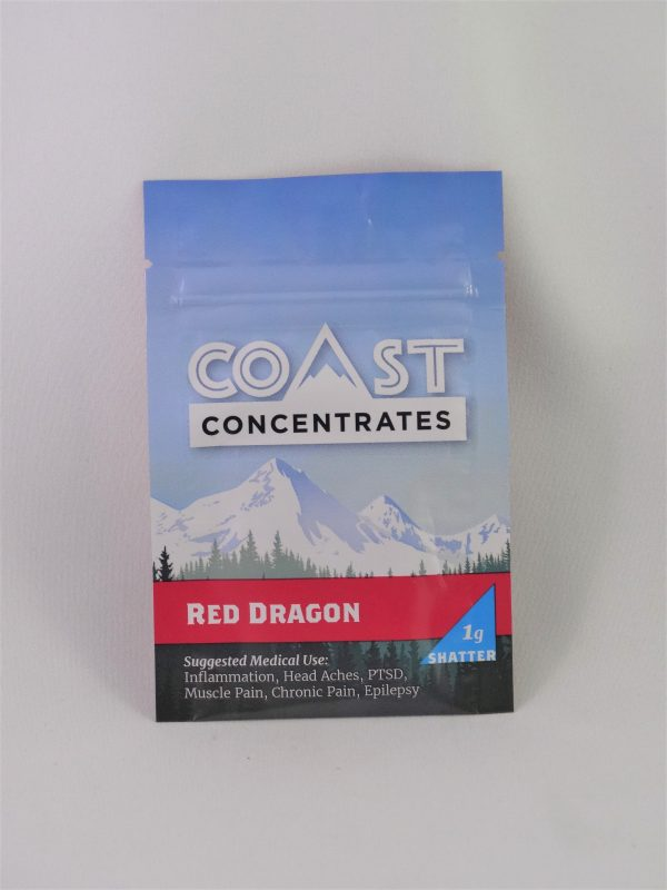red dragon shatter scaled -