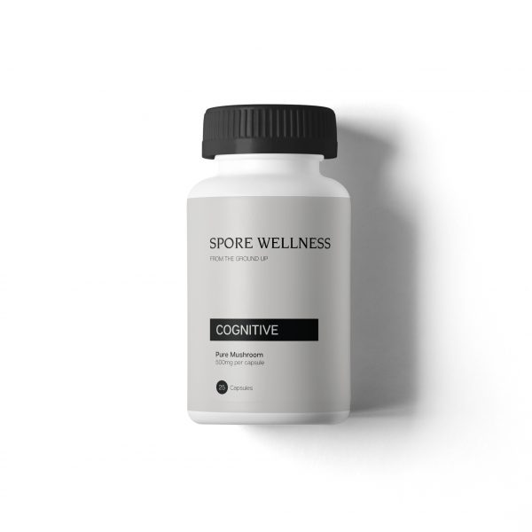 Spore Wellness Cognitive front -